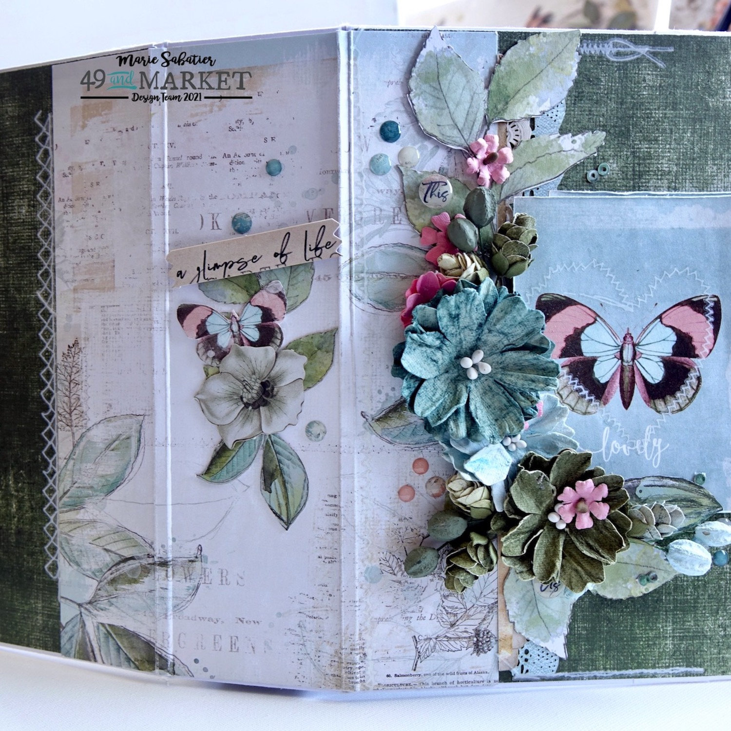 Lovely - Mini album by Marie Sabatier