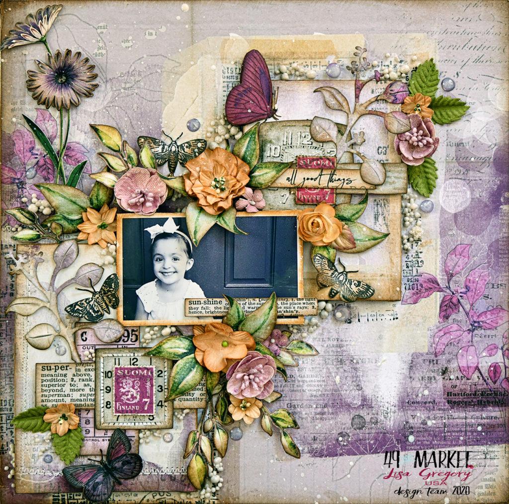 Sunshine by Lisa Gregory