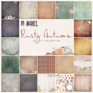 12x12 Collection: Rusty Autumn