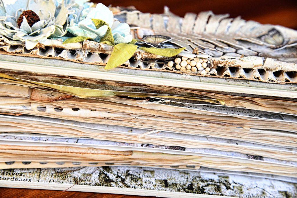 """Traveler's Journal"" by Lisa Gregory"