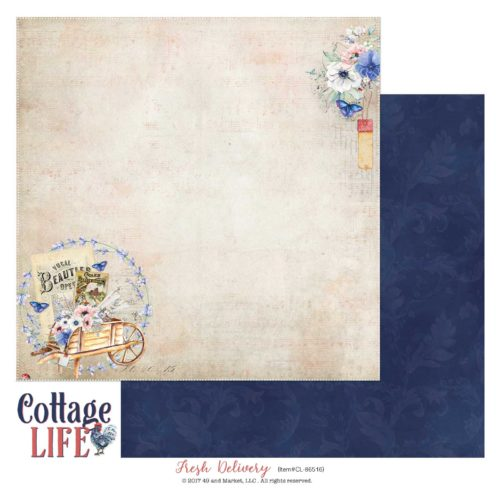 CL-86516 Cottage Life - Fresh Delivery