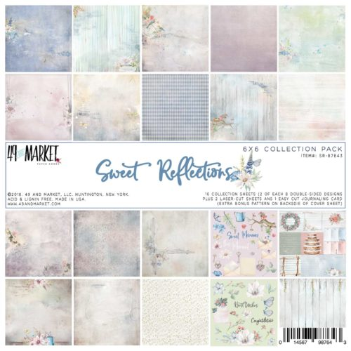 SR-87643 6x6 Sweet Reflections Collection Pack