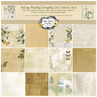 VAE-33270 Vintage Artistry Everyday 12x12 Collection Pack